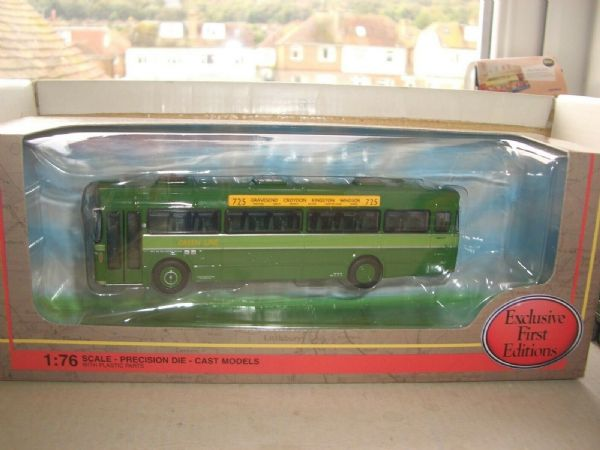EFE 35704 AEC Reliance BET RC London Greenline Coach Subscribers Special 2012